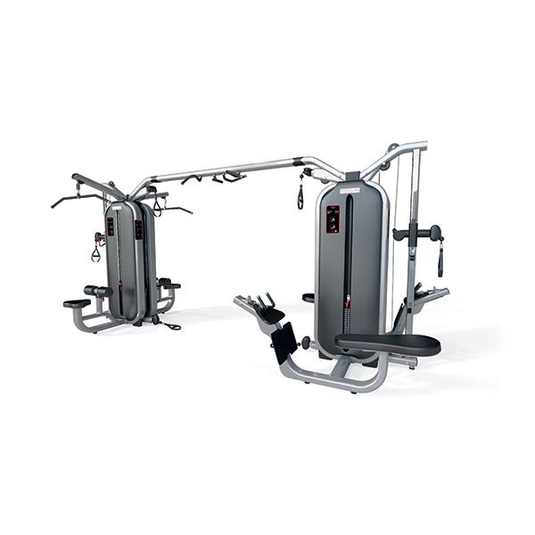 Panatta Monolith Jungle Machine + Joint Bar + Jungle Machine 1MTH115+1MTH119+1MTH115